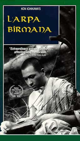 L'arpa birmana (1956) - Film - Trama - Trovacinema
